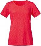 Schöffel Verviers2 T-Shirt Damen rot EU 36 2021 Kurzarmshirts, Gr. EU 36