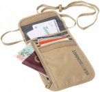 Sea to Summit Travell Light Neck Wallet sand  2019 Wertsachenaufbewahrung