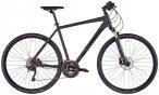 "Serious Athabasca black matt 50cm (28"") 2020 Trekkingräder, Gr. 50cm (28"")"