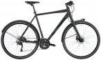 "Serious Athabasca Hybrid Street black matt 50cm (28"") 2020 Cityräder, Gr. 50cm"