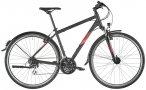 "Serious Cedar Street black/red 60cm (28"") 2020 Trekkingräder, Gr. 60cm (28"")"
