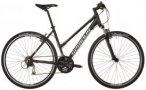 "Serious Cedar Trapez mat black 48cm (28"") 2018 Trekkingräder, Gr. 48cm (28"")"