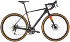 "Serious Grafix black/orange earth XS | 44cm (28"") 2020 Rennräder, Gr. XS | 44cm"
