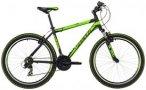 "Serious Rockville 26"" black/green 46 (26"") 2016 Mountainbikes, Gr. 46 (26"")"