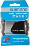 Shimano Dura-Ace Schaltzug Polymer beschichtet grau  2021 Schaltzüge & -hüllen