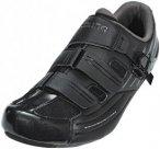 Shimano SH-RP3L Schuhe breit Unisex schwarz 48 2018 Fahrradschuhe, Gr. 48