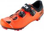 Sidi MTB Eagle 10 Schuhe Herren black/red fluo EU 45 2021 Fahrradschuhe, Gr. EU