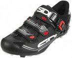 Sidi Eagle 7 Shoes Men Black/Black 41 2018 Fahrradschuhe, Gr. 41