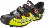 Sidi Eagle 7 Shoes Men Black/Yellow 41 2018 Fahrradschuhe, Gr. 41
