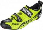 Sidi T-4 Air Carbon Shoes Herren yellow/black EU 48 2019 Triathlonschuhe, Gr. EU