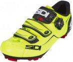 Sidi Trace Shoes Men Yellow Fluo/Black EU 40 2019 Fahrradschuhe, Gr. EU 40