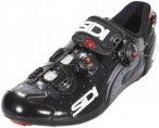 Sidi Wire Carbon Shoes Men Black/Black 47 2018 Fahrradschuhe, Gr. 47