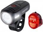 SIGMA SPORT Aura 45/Nugget II USB Beleuchtungsset  2020 Fahrradbeleuchtung StvZO