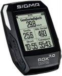 SIGMA SPORT ROX 7.0 GPS Fahrradcomputer schwarz  2019 Computer kabellos