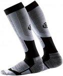 Skins Essentials Active Thermal Compression Socks Women Black/Cloud S 2017 Kompr