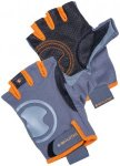 Skylotec KS Gloves Fingerless anthracite/orange/black S 2018 Klettersteighandsch