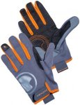 Skylotec KS Gloves Full Finger anthracite/orange/black XS 2018 Klettersteighands
