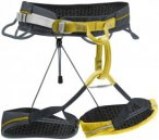 Skylotec Limestone Harness Men dark grey/yellow L 2018 Klettergurte, Gr. L