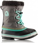 Sorel Yoot Pac Nylon Boots Youth Quarry/Dolphin 35 2017 Winterstiefel, Gr. 35