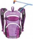 SOURCE Spry Trinkrucksack 1,5l Kinder purple  2019 Trinkrucksäcke