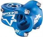 Spank Spike Race Vorbau Ø 31,8 mm shotpeen blue 50 mm 2019 Dirt & BMX Vorbauten