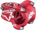 Spank Spike Race Vorbau Ø 31,8 mm shotpeen red 35 mm 2019 Dirt & BMX Vorbauten,