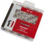 SRAM PC X1 Kette 11-fach inkl. PowerLock silber  2020 Ketten