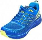 Tecnica Supreme Max 3.0 Shoes Men blue-lime UK 7 | EU 40 2/3 2018 Trail Running