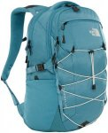 The North Face Borealis Backpack storm blue/vintage white  2019 Freizeit- & Schu