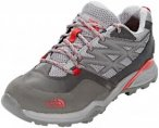 The North Face Hedgehog Hike GTX Shoes Damen dark gull grey/melon red 8,5 | EU 3