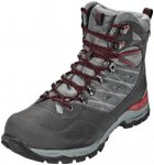 The North Face Hedgehog Trek GTX Shoes Men dark shadow grey/rudy red 9,5 | EU 42