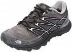 The North Face Litewave Endurance Running Trail Schuhe Damen dark gull grey/foil