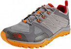 The North Face Ultra Fastpack II GTX Shoes Men Q-Silver Grey/Tibetan Orange 11,5