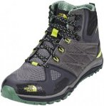 The North Face Ultra Fastpack II Mid GTX Shoes Men Phantom Grey/Lime Green 44 20