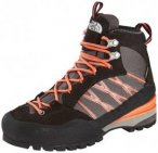 The North Face Verto S3K GTX Shoes Damen q-silver grey/radiant orange EU 38 2017