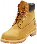 "Timberland Icon Collection Premium Boots Men 6"" Wheat Nubuck US 12 