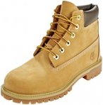 "Timberland Icon Collection Premium Boots Youth 6"" Medium Yellow Nubuck US 13 