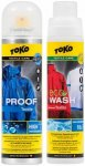 Toko Duo-Pack Textile Proof & Eco Textile Wash 2 x 250ml  2019 Textilpflege