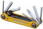 Topeak Mini 9 Pro Miniwerkzeug gold  2019 Multitools & Miniwerkzeuge