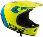 TSG Squad Graphic Design Helmet trap acid yellow M | 56-58cm 2018 Fahrradhelme,