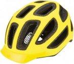 UVEX city e Helm neon yellow mat 57-61 cm 2016 Fahrradhelme, Gr. 57-61 cm