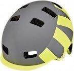 UVEX Helmet 5 Bike Pro gray-lime mat 58-61cm 2019 Fahrradhelme, Gr. 58-61cm