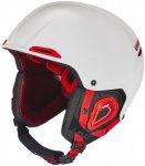 UVEX Jakk+ Octo+ Helmet white-red 52-55cm 2017 Ski- & Snowboardhelme, Gr. 52-55c