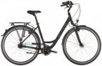 """Vermont Jersey 8 28"""" schwarz matt 45 cm (28"""") 2018 Cityräder, Gr. 45 cm (28"""")"""