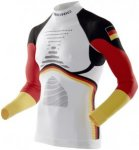 X-Bionic Patriot ACC Evo Ski Long Sleeve Shirt TN Men Germany XXL 2017 Sportshir