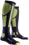 X-Bionic Precuperation Recovery Socks Herren black/acid green EU 39-42 | M 2018
