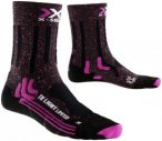 X-Socks Trekking Light Limited Socks Women Pink/Black EU 41-42 2018 Trekking- &