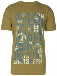 Zimtstern TSM Rerunz T-Shirt Herren moss S 2017 Bekleidung, Gr. S
