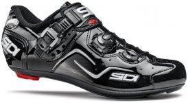 Sidi Kaos Fahrradschuh Men black/black 2015 42 schwarz Fahrradbekleidung Fahrradschuhe Rennrad Schuhe 42