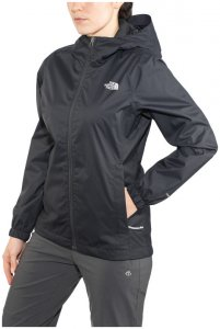 The North Face Womens Quest Jacket, tnf black/tnf black KX7, Größe M